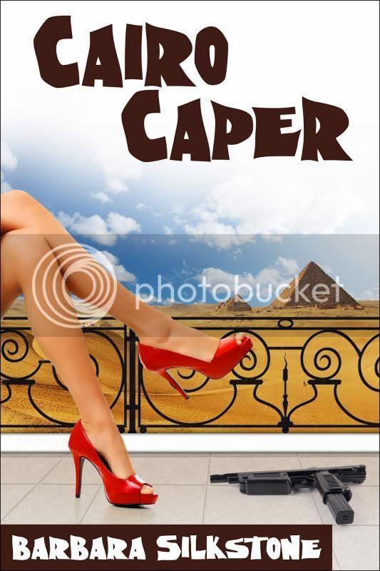Cairo Caper Cover