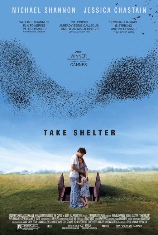Risultati immagini per take shelter movie poster