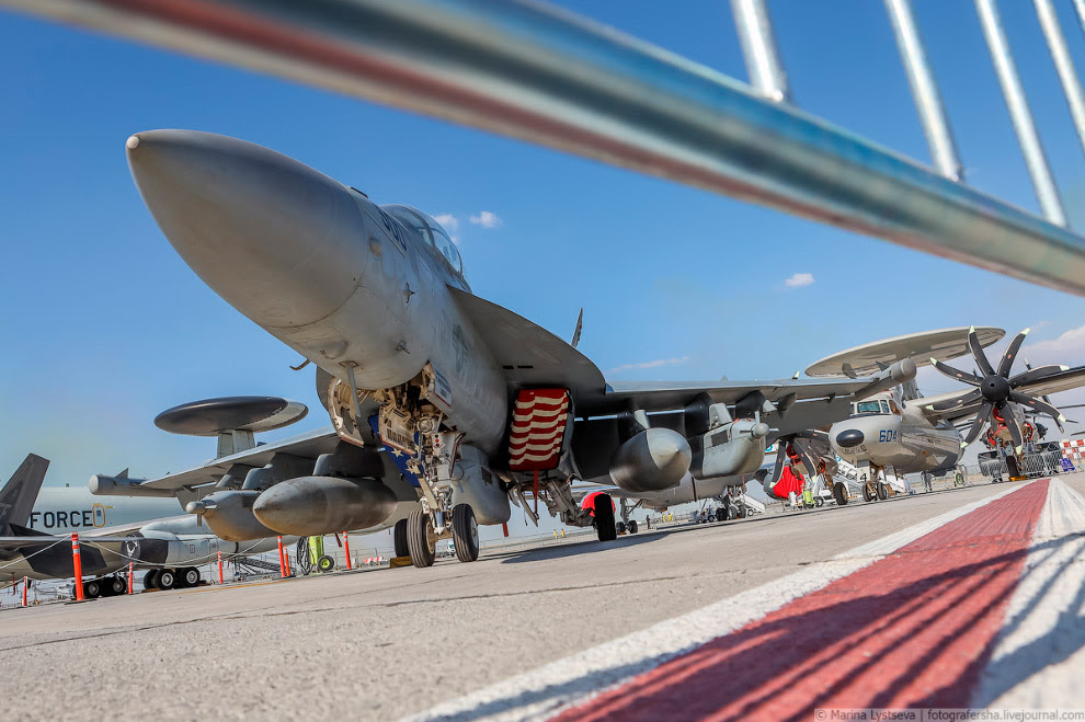 F-18 Супер Хорнет.