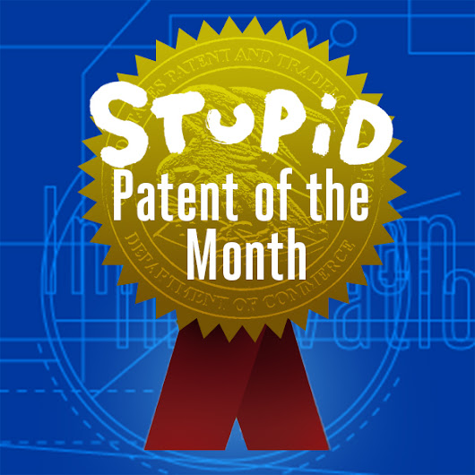 "Angry lawyer-inventor reads ""Stupid Patent of the Month,"" files first lawsuit vs. EFF"