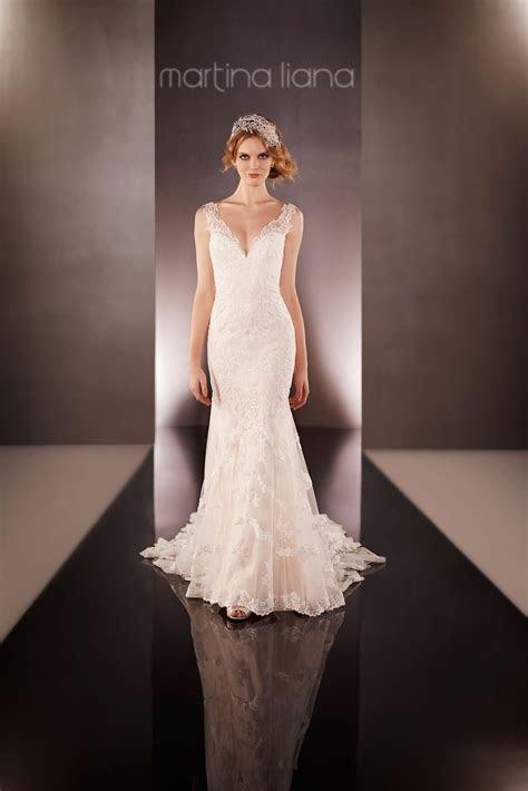 Martina Liana Wedding Dress Sneak Peek: Style 675