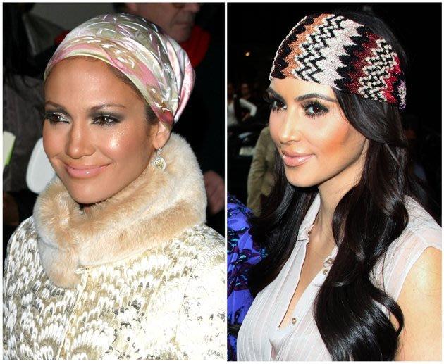 Jennifer Lopez vs Kim Kar…