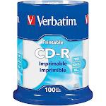 Verbatim Storage media - CD-R - 52x 700 MB