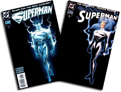 Superman #123 and #149