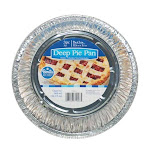 Bonita Home 2330081 Deep Pie Pan - Case of 50 - 3 Piece