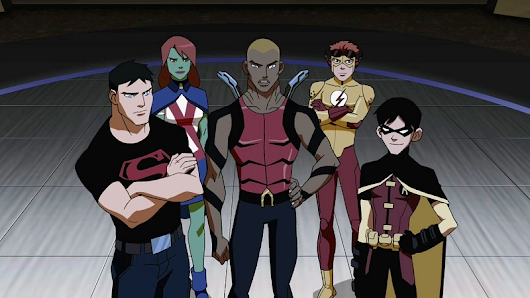 The Televerse #269- Young Justice with Samantha Nelson