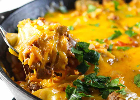 One Pan Cabbage Casserole – Life After Wheat