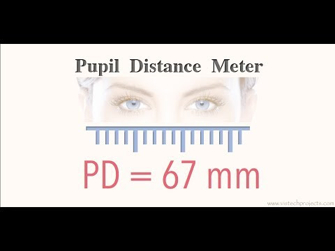 [iOS] How to measure your pupillary distance (PD) accurately. Video guide for Pupil Distance Meter.