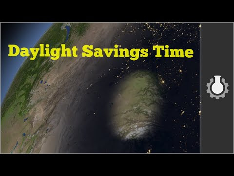 DST: Daylight Savings Time - Set Your Clocks Forward 1 Hour