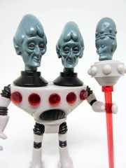 Onell Design Outer Space Men OSM Gemini Ulstriax - Fugitive from Algol Action Figure