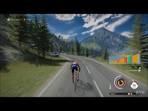 Tour de France 2019 Gameplay : Xbox One X HD