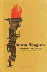 Burnt Tongues Chuck Palahniuk