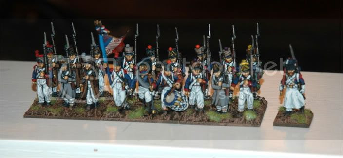 French Battalion - 1812