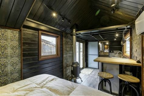 tiny home   incredible interior