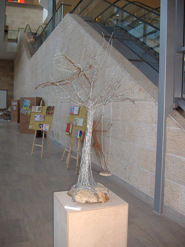 Public Art at Ben Gurion Airport