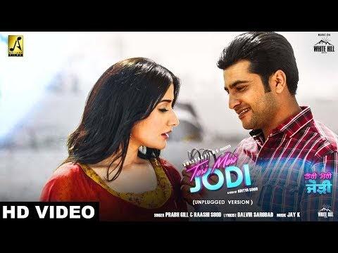Teri Meri Jodi (Unplugged Version) Lyrics - Prabh Gill