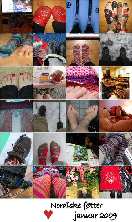 nordic feet :: jan 2009 :: nordiske føtter