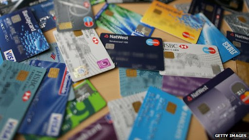 FCA warns over credit card debt