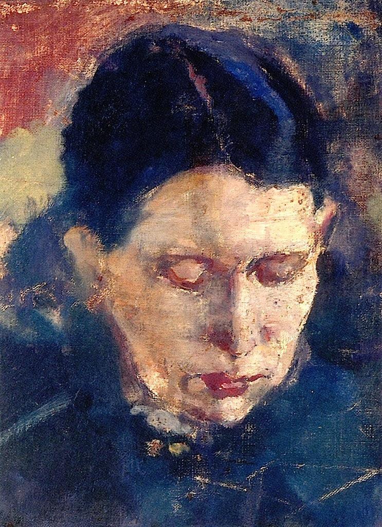 Karen Bjølstad Edvard Munch - 1885-1886