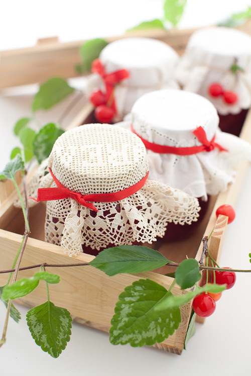 Sour Cherry Jam 5
