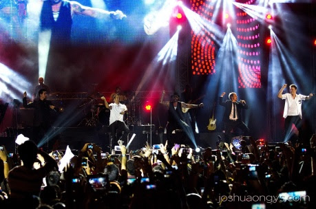 backstreet boys konser