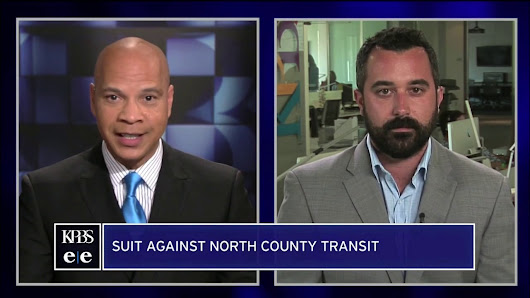 inewsource sues the North County Transit District