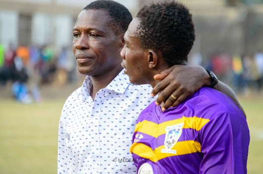 Medeama coach Evans Adotey applauds players despite Liberty defeat