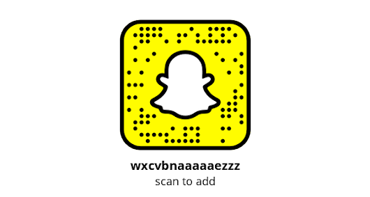 Add me on Snapchat! Username: wxcvbnaaaaaezzz