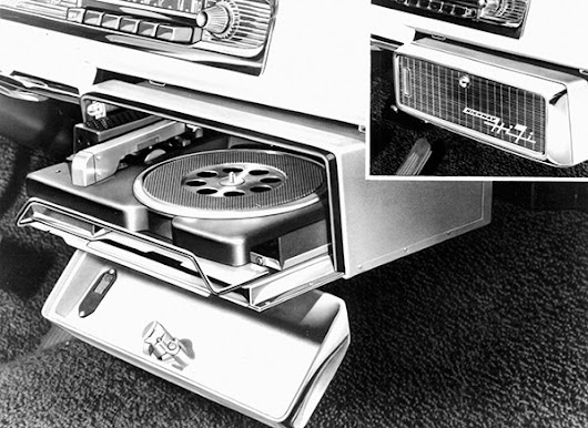 Car Record Players of the 1950s and 1960s | Early Infotainment Systems- Consumer Reports News