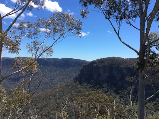 Hiking in the Blue Mountains - The Mum Blog