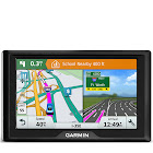 """Garmin - Drive 51 LM 5"""" GPS with Lifetime US and Canada Map Updates - Black"""