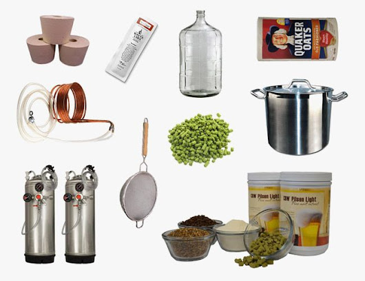 The Ultimate Home Brewers Gear Guide - Gear Patrol