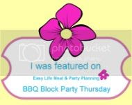 BBQ Block Party Features - Easy Life Meal & Party Planning