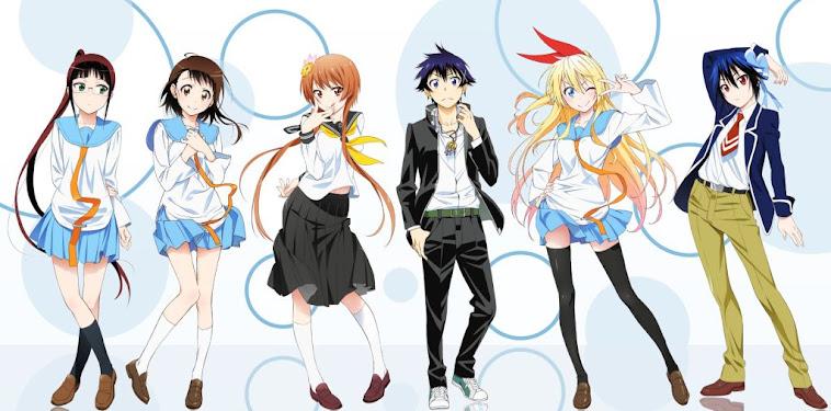 Nisekoi All Characters