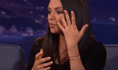 Mila Kunis bought her and Ashton Kutcher's wedding rings