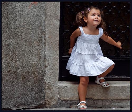 little girl by hans van egdom