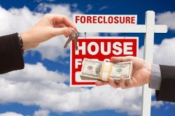 Buying A Home In Foreclosure