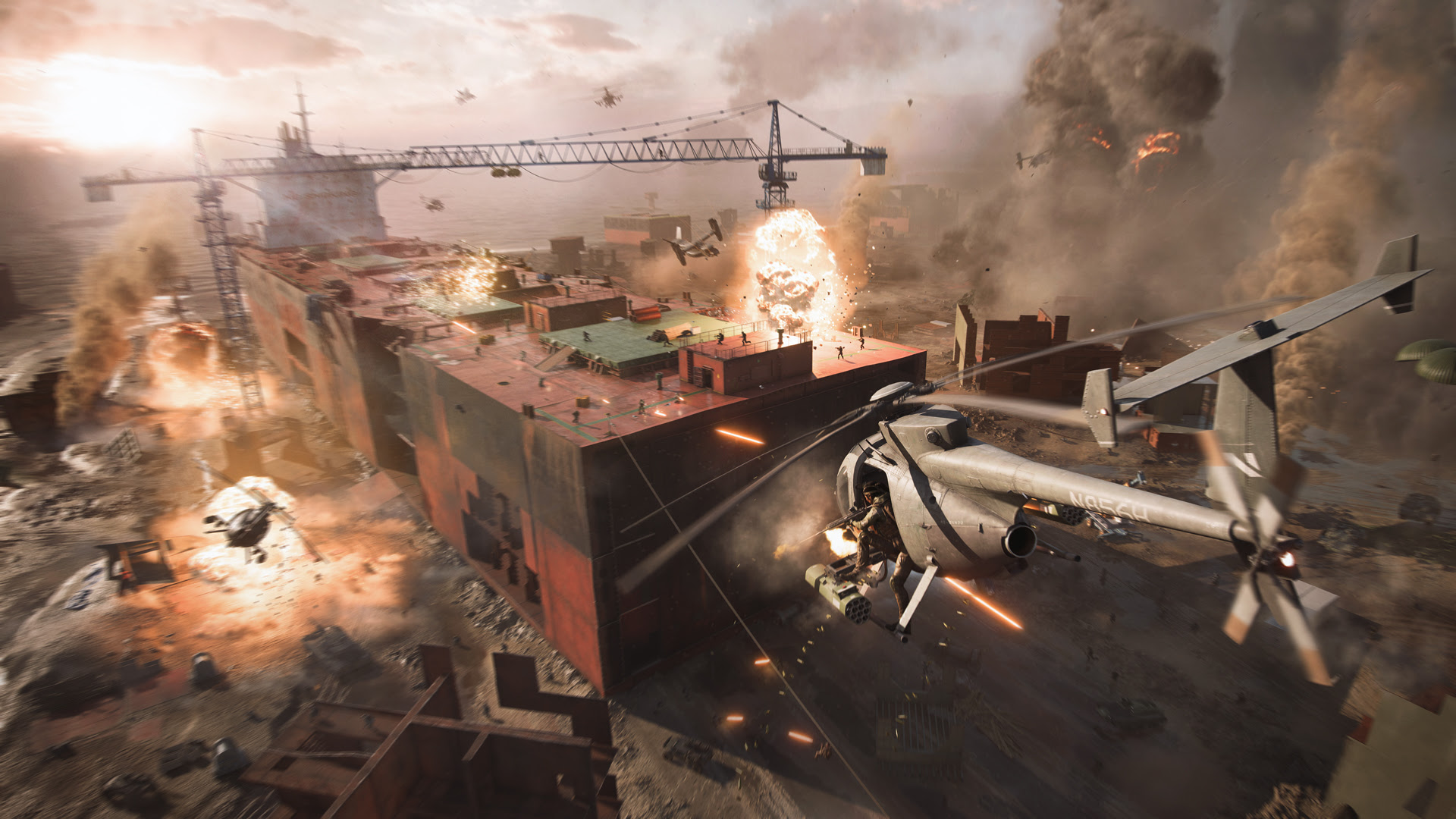 Battlefield 2042 delay rumors are starting to sound worryingly ominous