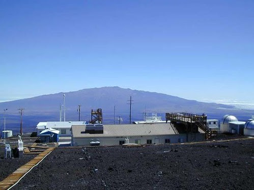 NOAA's Mauna Loa, Hawaii CO2 Monitoring Station