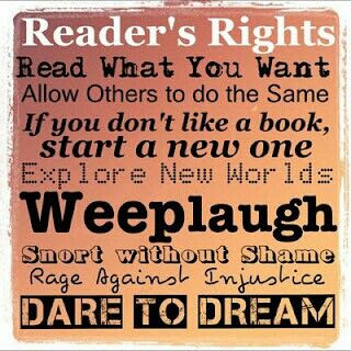 Readers Rights