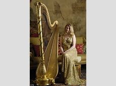 Royal Wedding: Prince Charles' golden girl Claire Jones to play harp   Daily Mail Online