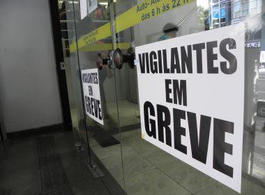 TRT-BA proíbe funcionamento de bancos durante greve de vigilantes