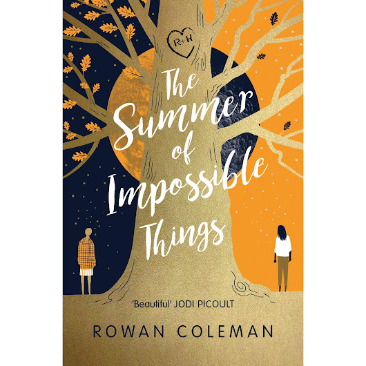 Rae's review of The Summer of Impossible Things