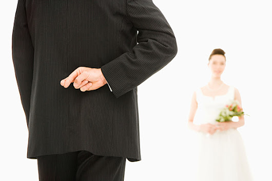 When a new spouse lies about bankruptcy