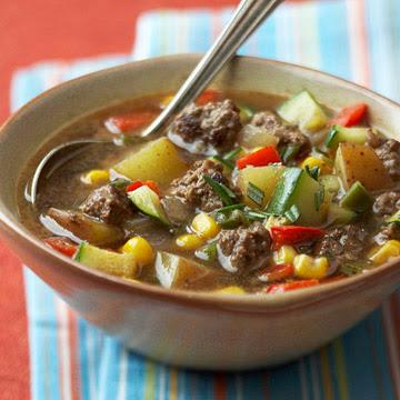 Buffalo Vegetable Soup | Diabetic Living Online
