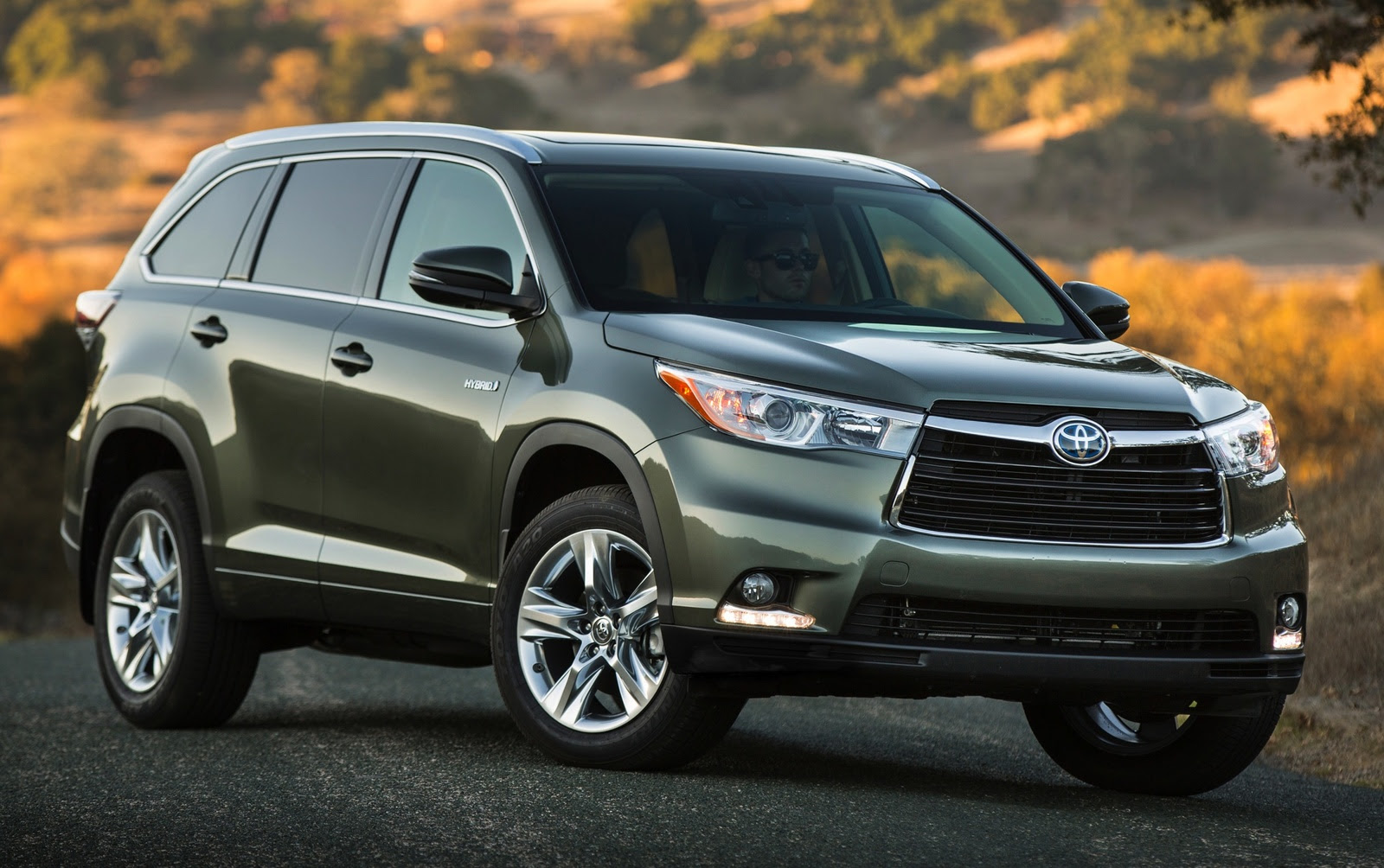 2015 Toyota Highlander Hybrid - Review - CarGurus