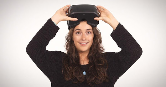 Self-contained virtual reality headset competes with the big names, no smart phone required