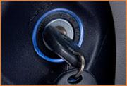 ignition car key