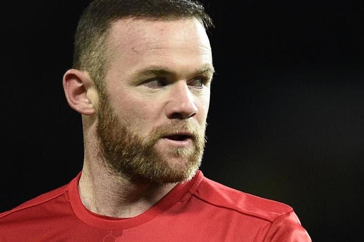 Wayne Rooney ha dejado claro que está totalmente en contra del abuso infantil. (Foto Prensa Libre: EFE)