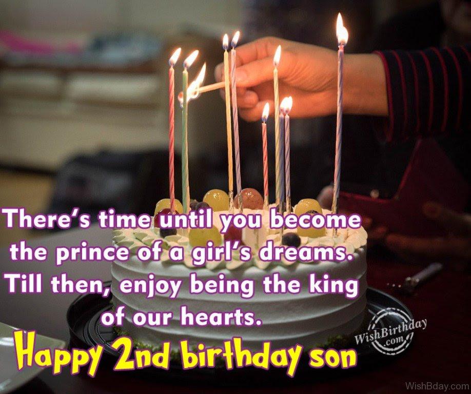 41 2nd Birthday Wishes